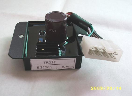 gasoline generator AVR TR222 Automatic Voltage Regulator suit EG2500 EG2200 EG1800 EG1400 - Generator Motor Pump Spare Parts Co.,Ltd store