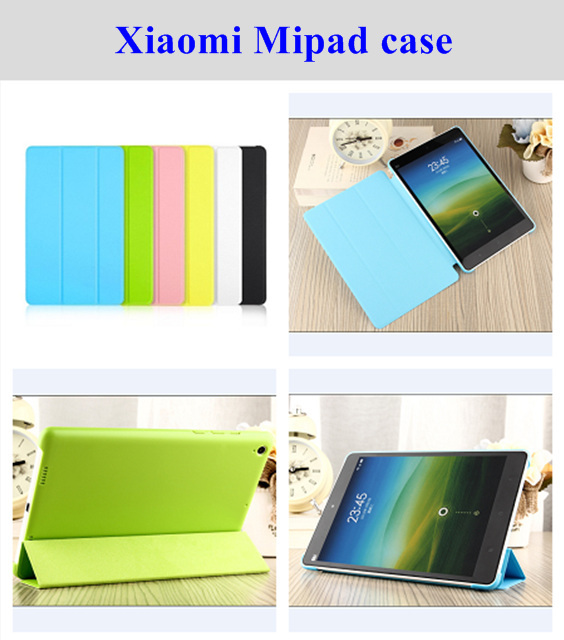 Xiaomi Mipad Leather Case 7.9 inch Quad core Tablet PC Cases Mi Pad Tablets Cover