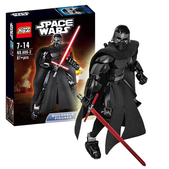 Star Wars Kylo Ren Building Blocks