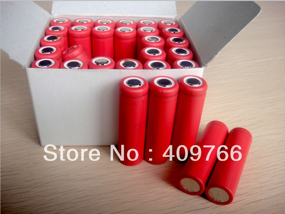 20PCS/LOT New Original SANYO UR14500P 14500  AA 3.7V 840mAh Li-ion Rechargeble battery batteries Free Shipping<br><br>Aliexpress
