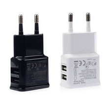 2014 new EU plug USB Adapter 5V 2A usb Wall Charger for iPhone 5 5s for Galaxy S3 S4 Note 3 Note 4 N9000 mobile phone charger(China (Mainland))