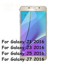 10x Anti Scratch Clear HD LCD Guard Cover Film Foil Screen Protector For Samsung Galaxy J3 2016 J320F + Clean Cloth