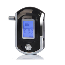 Free shipping Best quality Prefessional Police MIni Digital LCD Breath Alcohol Tester Breathalyzer  Detector diagnostic tools(China (Mainland))