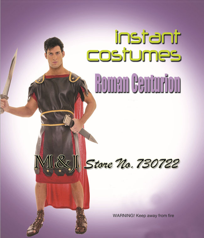 Free shipping!!bargain!!Roman warrior stage costume Halloween party outfit is Halloween carnival clothes clothes party cost(China (Mainland))