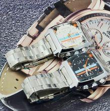 Jargar personalida para hombre plaza comercial reloj mecánico completamente automático reloj para hombre j204