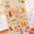 SST* 1 Sheet ' Cute Zoo ' Cartoon Stickers Kids Toys 3D DIY Kawaii Diary Decoration Scrapbooking kindergarten gift Stationery +
