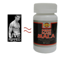 Buy Authentic organic peru black maca tablets men women, 90 tablets/bottle, best best for $12.93 in AliExpress store