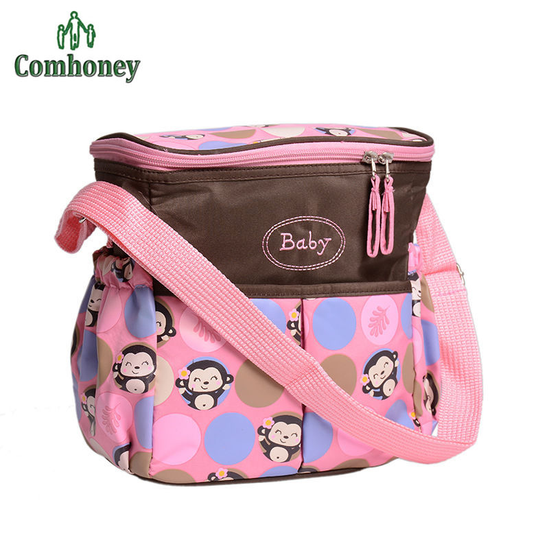 New Design Baby Diaper Bags For Mom Brand Baby Travel Nappy Handbags Bebe Organizer Stroller Bag For Maternity CH0008<br><br>Aliexpress