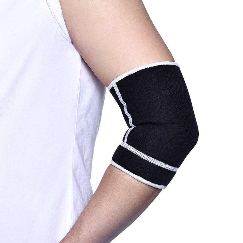 Elbow Support Neoprene Tennis Golf Arthritis Epicondylitis Pain Brace Sports Gym Valentine's day gifts#YL(China (Mainland))