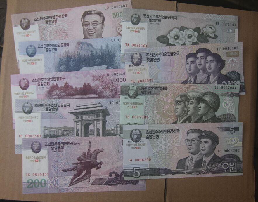 Mata uang forex korea utara