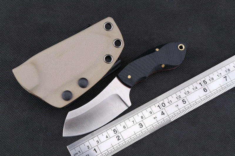 Boker Hunting straight Stainless Steel Tactical Fixed Blade Knife KYDEX Sheath outdoor survival EDC tools camping kitchen knives(China (Mainland))