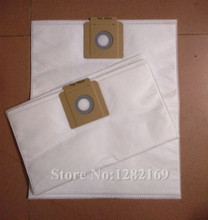2 pieces/lot Vacuum Cleaner Bags Dust Filter Bag for Karcher T12/1 T8/1 T7/1 NT 25/1 NT 35/1 NT 361