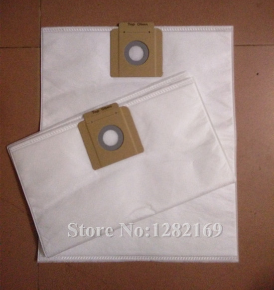 2 pieces/lot Vacuum Cleaner Bags Dust Filter Bag for Karcher T12/1 T8/1 T7/1 NT 25/1 NT 35/1 NT 361(China (Mainland))