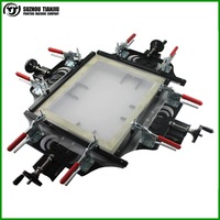 "TJ 2016 Newly Manual screen printing mesh stretcher size:60x60cm(24""x24"")"