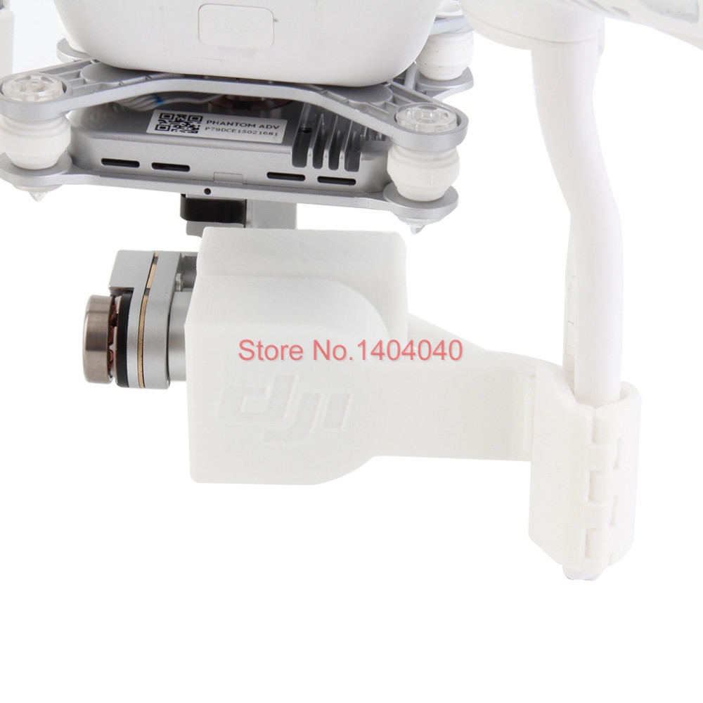 DJI Phantom 3 Accessories 3D Printed Gimbal Stable Landing Gear Fixer Camera Lens Cover For DJI Phantom 3 High Quality