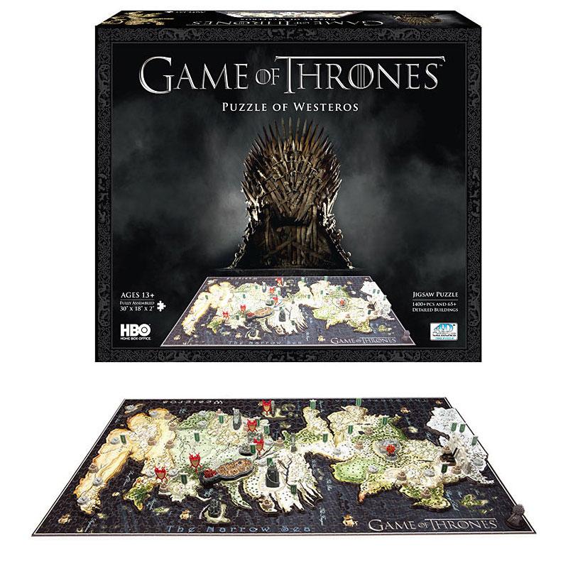 Game of Thrones,3D model puzzles & magic cubes hama perler beads jigsaw kids games pegboard stadium woodcraft wooden maze(China (Mainland))