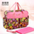 ecosusi Fashion MultiColored Tote Nappy Changing Bags Multifunctional Mummy Bag Large Shoulder Bags For Diaper Changing Pad
