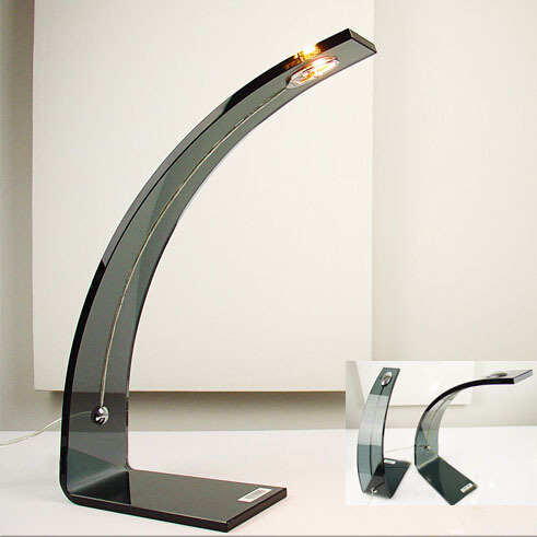 Popular Glass Black DeskBuy Cheap Glass Black Desk lots from – Desk Led Lamp