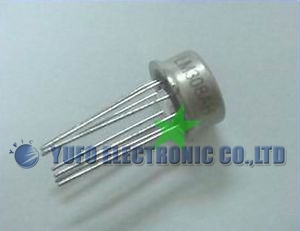 Free Shipping one Lot 2pcs LM308 LM308AH 8 pin Metal Can Precision OP Amp(China (Mainland))