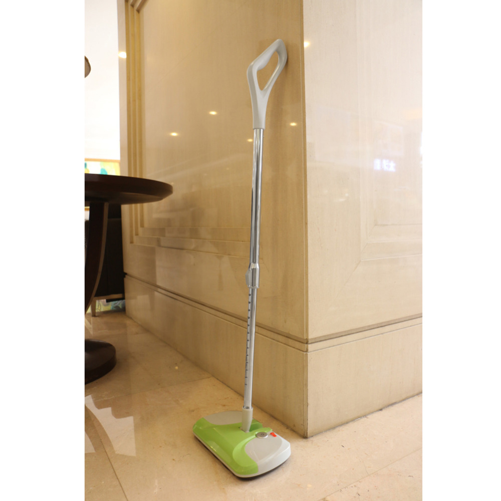 2016 New Arrival Electric floor sweeper cordless floor cleaner telescopic floor and carpet sweeper(China (Mainland))