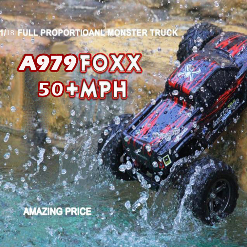 Wltoys A979 2.4G 4CH 4WD RC Car High Speed Stunt Racing Car Remote Control Super Power Off-Road Vehicle<br><br>Aliexpress