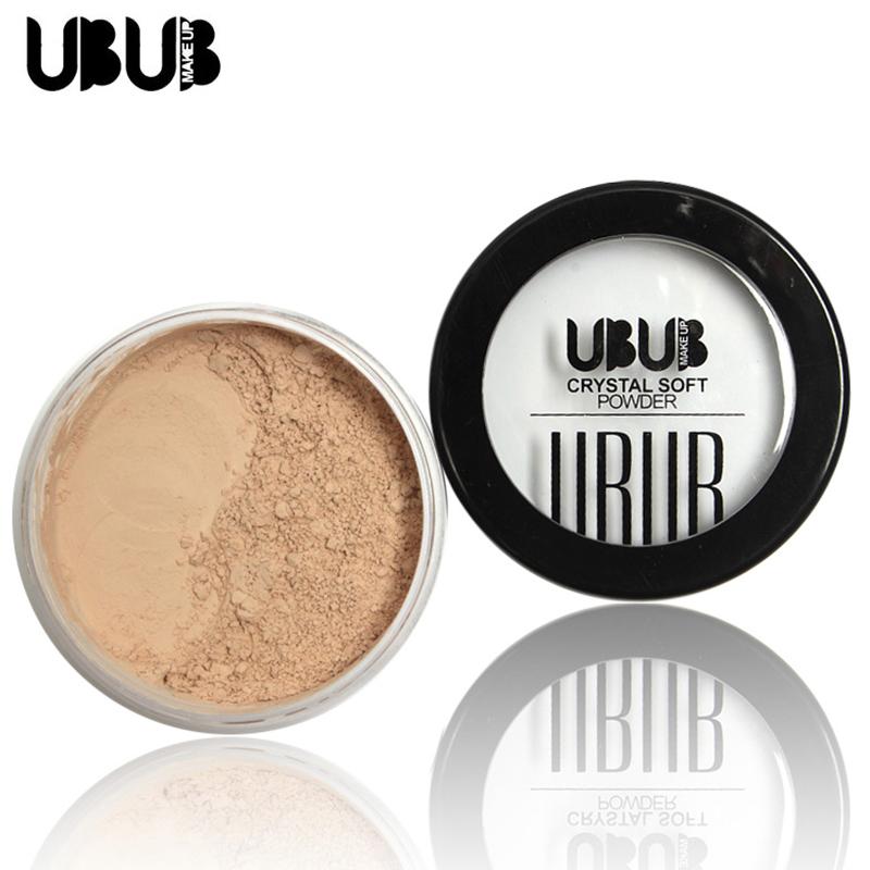 UBUB 4 Color Make Up Face Powder Bronzer Highlighter Shimmer Brighten Face Pressed Powder Palette Contour