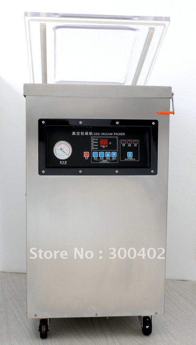 DZ400S single chamber automatic vacuum packing machine(China (Mainland))