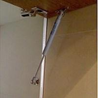 100N 10 кг силы дверь поднять поддержки мебель Газовая пружина двери шкафа кухня шкаф петли крышки остается мягкой открытия/закрытия