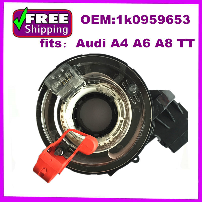 1K0 959 653 C  1K0959653C 1K0 959 653C   Clock Spring Air-bag Spiral Cable Sub-Assy for  Volkswagen Sagitar  VW Jetta Golf<br><br>Aliexpress