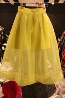 Женская юбка 2015 femininas vestido 8213