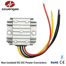 Wengao @ DC DC Converter Regulator Step Down Buck Module 12V to 5V, 24V to 5V 10A 50W LED Power Supply(China (Mainland))
