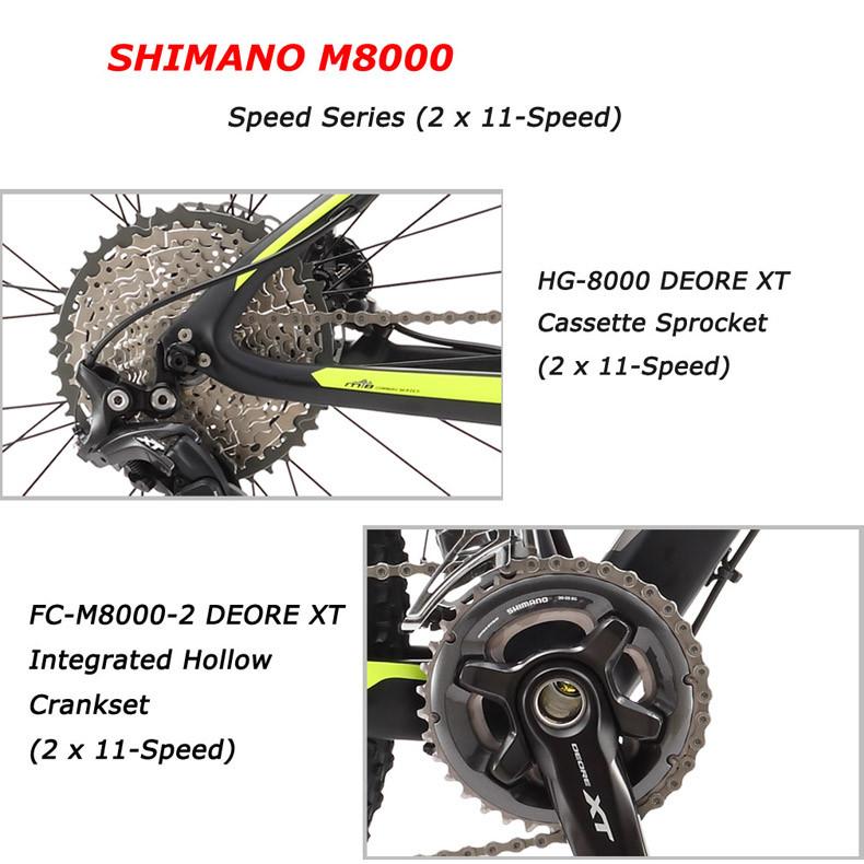 MTB Bike 700 -8