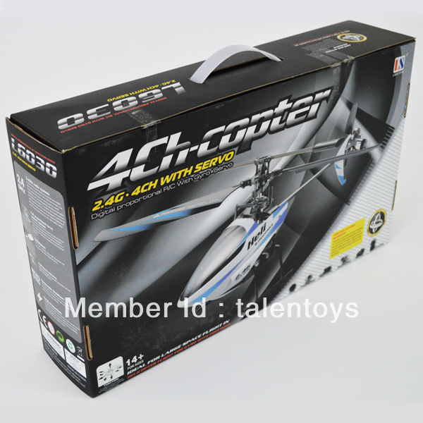 New style 4CH mini rc helicopter with gyro