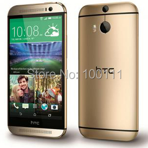 "Free DHL/EMS Shipping & HTC M8 Original HTC One M8 Phone With 5.0""screen Quad-core Dual 4MP+5MP Camera WIFI GPS(Hong Kong)"