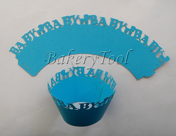 cake decorations for sale wrappers baby shower 48 pcs cupcake wrappers laser cut free shipping