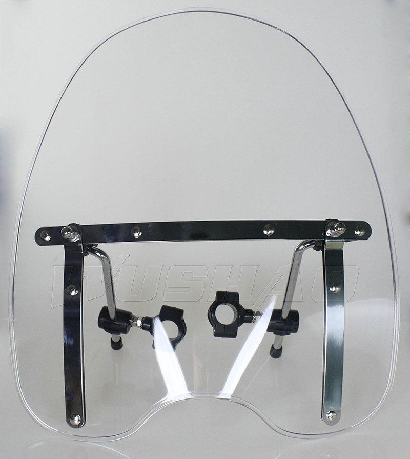 acheter pare brise pare brise pour harley softail custom fxstc deluxe flstn. Black Bedroom Furniture Sets. Home Design Ideas