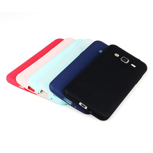 Buy J3 Phone Cover Samsung Galaxy J3 2016 Candy Color TPU Soft Rubber Skin Cover Fundas Samsung J3 J300 Case for $1.35 in AliExpress store