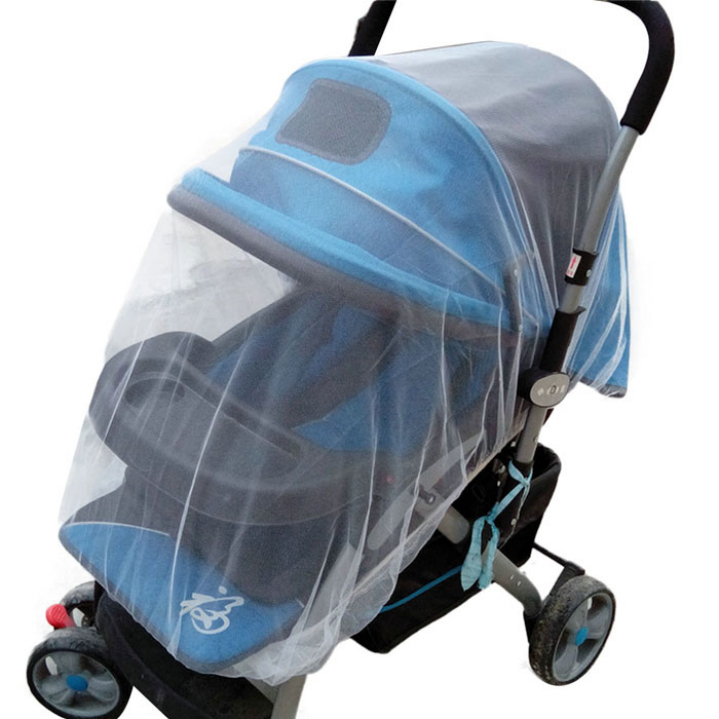Amazing 2015 Summer Infants Baby Stroller Insect Mosquito Net Safe Mesh Pushchair Full Cover Mesh Mosquito Net