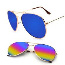 Aviator Sunglasses Hot Sale 2015 New Fashion Women Vintage Sunglass Frog Mirror Men Sun Glasses Arrival
