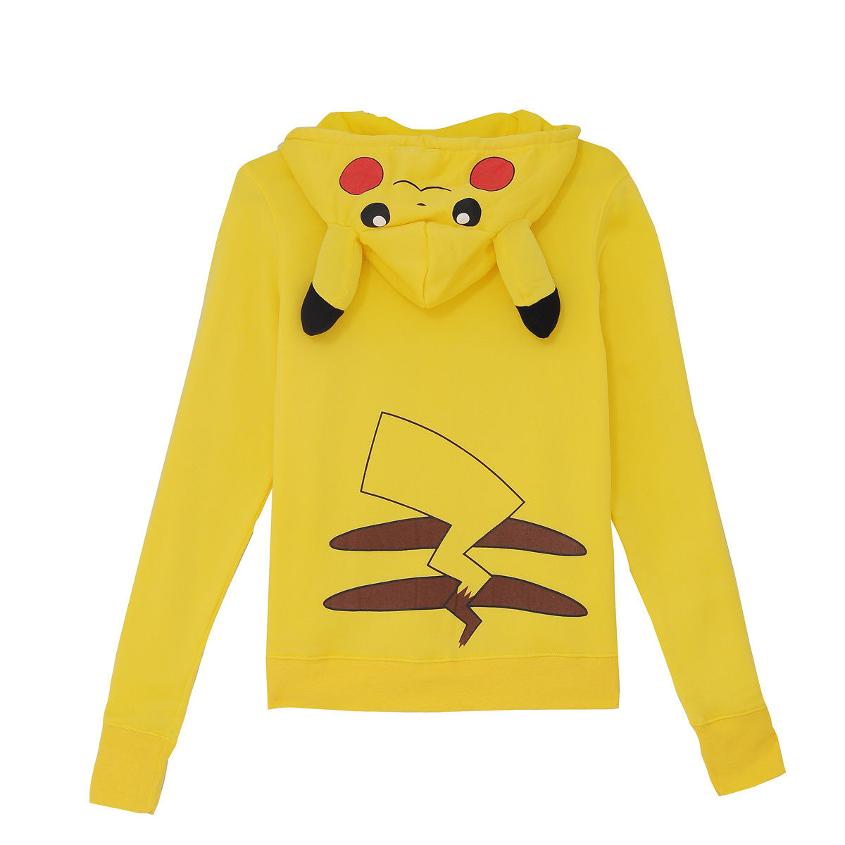Pokemon Go Anime Pikachu Stitch Zip UP Hoodies Jacket Coat Sweatshirt