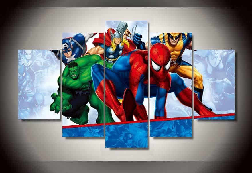 Achetez en Gros peintures héros en Ligne à des Grossistes peintures héros Chi