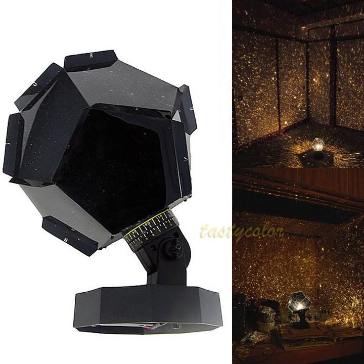 Battery Powered Xmas Party Night Light Starry Cosmos KTV Bar Home DIY Night Club Star Sky Projector Wedding Party Lamp(China (Mainland))