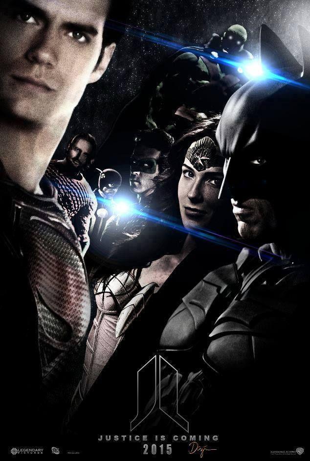 Justice League (2017) Movie