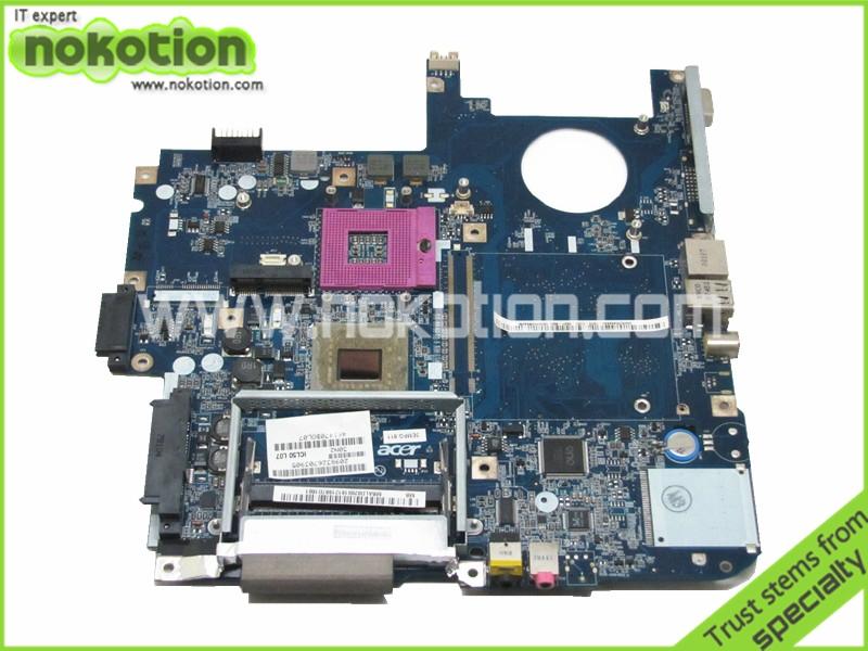 MBALD02001 la-3551p Laptop motherboard For Acer Aspire 5315 5720 Intel gl960 ddr2 Socket pga478 MB.ALD02.001(China (Mainland))