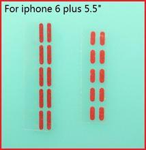 "10pcs/set Water Damage Seal Warranty Indicator Set Sensors Stickers for iPhone 6 4.7"" / iphone 6 plus 5.5"" Fast shipping(China (Mainland))"