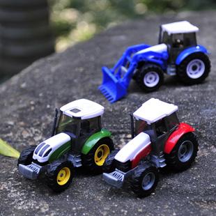 Big wj160 farmer car plastic cars toy model truck 3(China (Mainland))