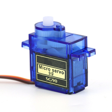 Free Shipping SG90 9g Mini Micro Servo For RC Helicopter Model Airplanes Mini Steering Gear Micro Servo(China (Mainland))