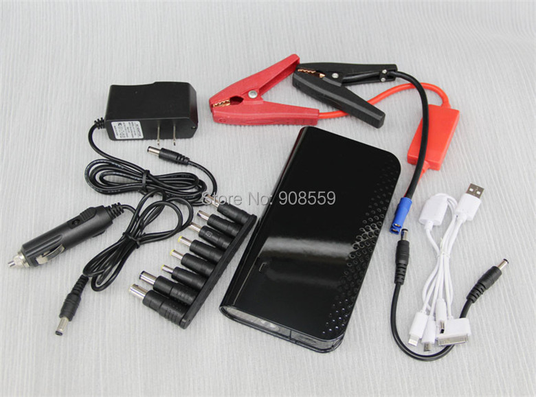 car battery jumper 12v Ultra-bright led light new power bank12000mAh free shipping promotional discounts russia wholesale(China (Mainland))