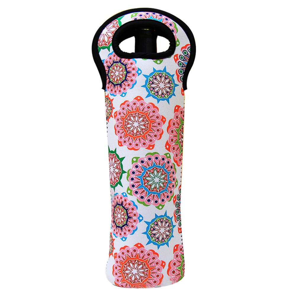 Free shipping insulated neoprene wine cooler bag, wine bottle holder, 750 bottle sleeve(China (Mainland))