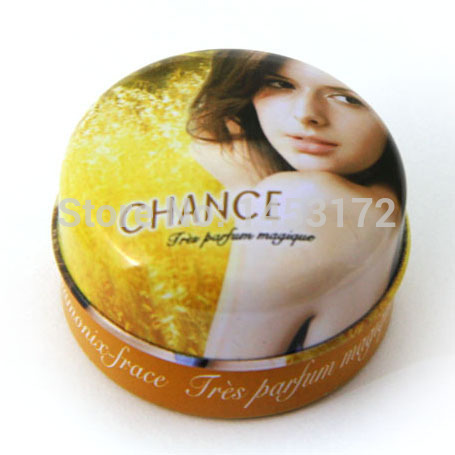 France 100% Original Solid And Fragrance Of Brand Originals Yellow Chance 15G Sexy Lady 2015 New Women(China (Mainland))